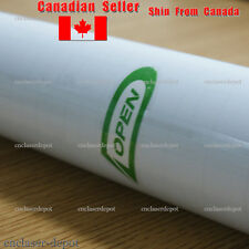 """18"""" x 11 yards Clear Transfer Paper Film for Vinyl Graphics Application 1 Roll"""