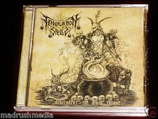 Invocation Spells: Descendent The Black Throne CD 2015 Hells Headbangers 164 NEW