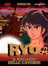 Ryu Il Ragazzo Delle Caverne - Memorial Box (4 Dvd) yamato video serie completa
