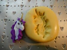 Unicorn Head Silicone Mold-for polymer clay, resin, wax, candy, fondant, etc.