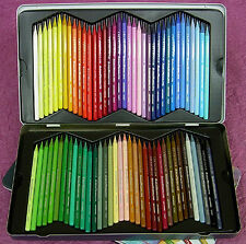 Cretacolor Aqua Monolith Woodless Watercolour Pencils - 72 Tin