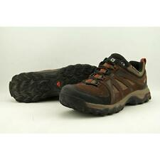 Salomon Evasion CS WP Men US 10 Brown Work Shoe Pre Owned  1388