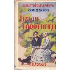 DAVID COPPERFIELD / Charles DICKENS bibliothèque Juventa ILLUSTRATIONS 1946