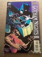 DC Comics Batman Gotham Nights II #2 Comic Book