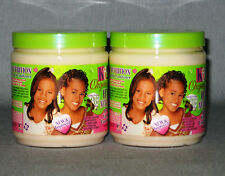2 x AFRICA`S BEST Kids Organic Hair Nutrition Protein Enriched Conditioner 864 m