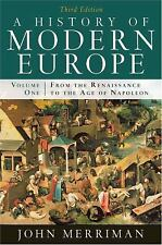A History of Modern Europe (Third Edition)  (1)