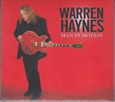 Haynes, Warren (Allman Brothers & Gov 't Mule) - Man in motion CD NUOVO