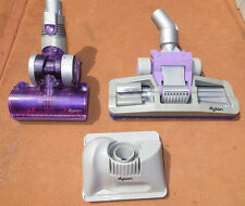 Dyson-DC14-Vacuum attachments Mini Turbine,hard wood floor cleaner and Zorb DC07