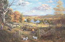 La casa de rompecabezas - 1000 Pieza Rompecabezas-contando ovejas