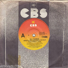 B.J. THOMAS Whatever Happened To Old Fashioned Love / I Just Sing 45