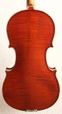 old violin 4/4 geige viola cello fiddle label P. BLANCHARD