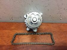 2000 Honda Rvt 1000 Rc51 Oil Pump Chain And Gear (OEM)