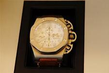 AUDEMARS PIGUET T3 OFFSHORE CHRONO WHITE DIAL WATCH NIB