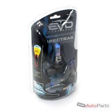 2 Xenon Blue 9006 Car-Truck Headlight Bulbs 8000K + 2 Free Ultra-White T10 Bulbs