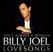Shes Always a Woman: Love Songs Billy Joel MUSIC CD