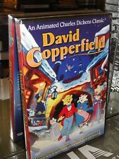 David Copperfield (DVD) An animated Charles Dickens Classic! Sheena Easton, NEW!