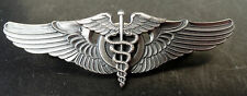 ARMY AIR FORCES FLIGHT SURGEON WING 3 INCH
