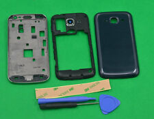 For Samsung Galaxy Ace 3 S7275 Balck Housing Middle Frame+Front+Battery Cover