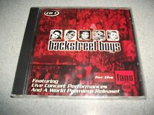 ~NEW & EXTREMELY RARE~ BACKSTREET BOYS FOR THE FANS CD SET!