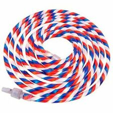 Patriotic Red White & Blue 12 Ft Indoor Outdoor Rope Light July4th Memorial Day