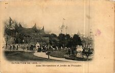CPA PARIS EXPO 1900 - Indes Néerlandaises (306149)