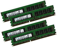 4x 8gb 32gb ddr3 1333 MHz RAM Fujitsu PRIMERGY tx140 s1 d3049 ECC UDIMM Samsung