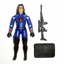 GI JOE BARONESS Vintage Action Figure Cobra COMPLETE 3 3/4 C9+ v2 1997