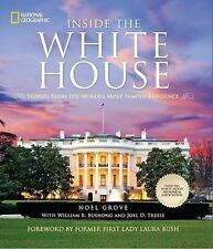 Inside the White House: Stories From the World's Most Famous Residence MSRP $40