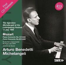 Arturo Benedetti Michelangeli, New Music