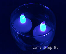 36 LED Floating Flickering Tea Candle Waterproof Wedding Party Floral Decoration