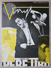 """MINIOON / SIGNAL(S) – Das Lében Ist Schön  7"""" Flexi & Vinyl Magazine # 2 - 1981"""