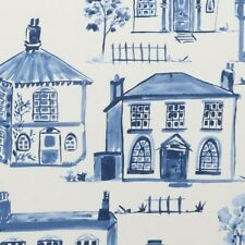 Clarke and Clarke Maison Delft House Design Curtain Upholstery Craft Fabric