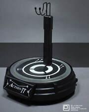 Figurenständer Action-TT 1:6 Actionfiguren mit Drehteller + LED z.B für Hot Toys