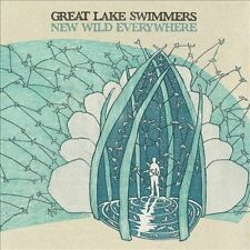 Great Lake Swimmers - New Wild Everywhere [Deluxe Vinyl LP, New]