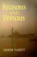 Reasons and Persons by Derek Parfit (1986, UK-Paperback)