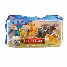 Disney The Lion Guard Collectible 5 Figure Set *BRAND NEW*