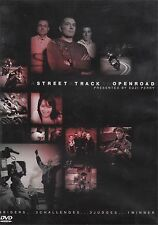 A STREET A TRACK AN OPEN ROAD Presented by Suzy Perry DVD 3 Riders Challenges