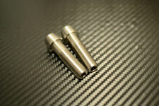 Ducati 1098 1198S Titanium Taper hollowed swing arm bolts x 2 Corse Performance