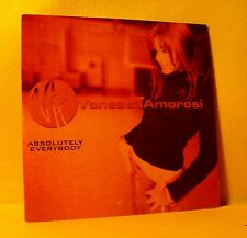 Cardsleeve single CD Vanessa Amorosi Absolutely Everybody 2 TR 2000 Latin Pop
