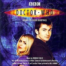 Doctor Who: Music from Series 1 & 2 [Original Television Soundtrack] by...