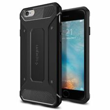 Spigen iPhone 6S Case Capsule Ultra Rugged Black