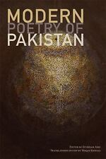Modern Poetry of Pakistan (Pakistani Literature), , New Book