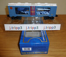 LIONEL 6-82510 THE POLAR EXPRESS AQUARIUM O GAUGE TOY TRAIN ANIMATED CAR SNOW
