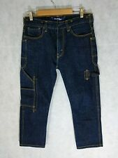 Junya Watanabe MAN 2008 Carpenter Low Crotch Jeans Comme des Garcons S