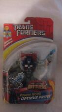 Transformers Power Hook Optimus Prime Fast Action Figure By Hasbro 2006 NEW t320