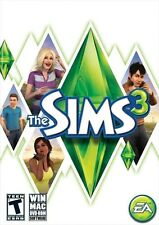 The Sims 3 (For PC WIN Mac Computer, Full Complete Base Video Game EA) Brand NEW