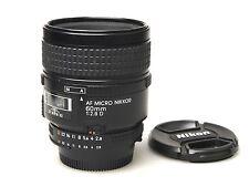 Nikon AF-D Micro Nikkor 60mm F2.8