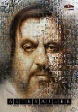 BookPushers: Arte X Ajler : 30 años de Retrato y Caricatura, Dibujos y...