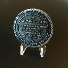 Air Force Airman Airman's Creed Military Challenge Coin Made in USA
