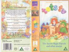 TOTS TV THE SECRET MAGIC PARCELS    VHS VIDEO PAL~A RARE FIND